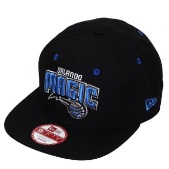 Boné New Era Aba Reta 950 SN NBA Magic Team Color