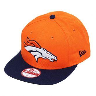 Boné New Era Aba Reta 950 SN NFL Broncos Classic Team