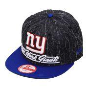 Boné New Era Aba Reta 950 SN NFL Giants Lightning