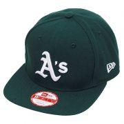 Boné New Era Aba Reta 950 ST MLB Athletics OF Team Color