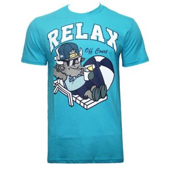 Camiseta New Era Brand Relax