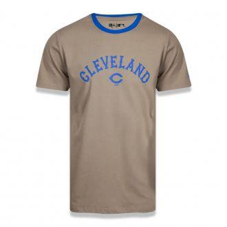 Camiseta New Era MLB Indians Heritage