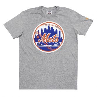 Camiseta New Era MLB NY Mets Town