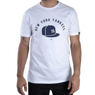 Camiseta New Era MLB NY Yankees AR Cap