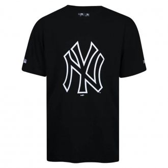 Camiseta New Era MLB NY Yankees Outline Monologo