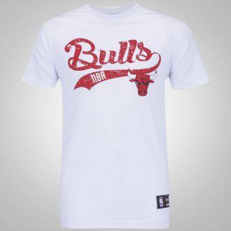 Camiseta New Era NBA Chicago Bulls College
