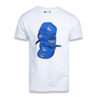 Camiseta New Era NBA Golden State Warriors Dance Caps