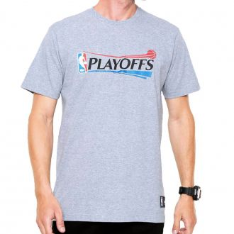 Camiseta New Era NBA Playoffs