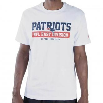 Camiseta New Era NFL Patriots Division