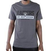 Camiseta New Era NFL Raiders Division