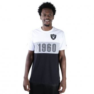 Camiseta New Era NFL Raiders Fresh Established 1960