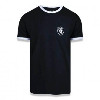 Camiseta New Era NFL Raiders Heritage