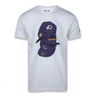 Camiseta New Era NFL Redskins Dance Caps
