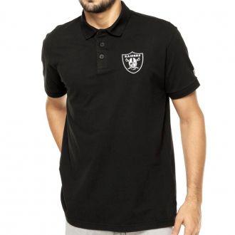Camiseta New Era Polo NFL Raiders Basic
