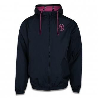 Jaqueta New Era MLB NY Yankees Corta Vento Colors Preto
