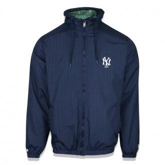 Jaqueta New Era MLB NY Yankees Corta Vento Heritage