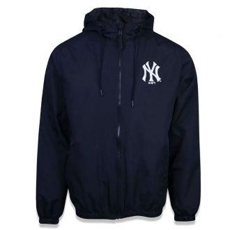 Jaqueta New Era MLB NY Yankees Windbreak Versatile