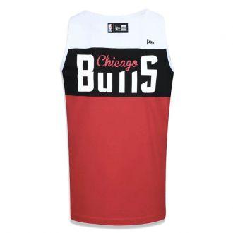 Regata New Era NBA Chicago Bulls Tri