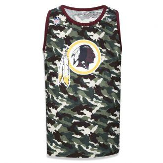 Regata New Era NFL Redskins Camo Team