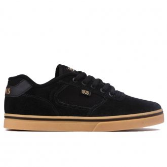 Tênis Hocks Flat Lite Preto Natural