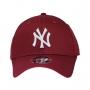Boné New Era Aba Curva 3930 MLB NY Yankees Colors Vinho