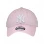 Boné New Era Aba Curva 920 ST MLB NY Yankees Candy Colors Rosa