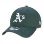 Boné New Era Aba Curva 940 SN MLB Athletics Sport