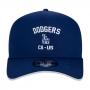 Boné New Era Aba Curva 940 SN MLB Los Angeles AF Trucker State Azul