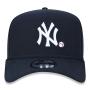 Boné New Era Aba Curva 940 SN MLB NY Yankees AF Beisebol Ball