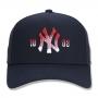 Boné New Era Aba Curva 940 SN MLB NY Yankees AF Gradient