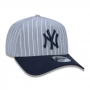Boné New Era Aba Curva 940 SN MLB NY Yankees AF Stripes