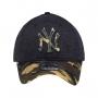 Boné New Era Aba Curva 940 SN MLB NY Yankees CamoPaint