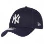 Boné New Era Aba Curva 940 SN MLB NY Yankees Colors Azul Escuro