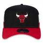 Boné New Era Aba Curva 940 SN NBA Chicago Bulls AF Fresh Side Cut