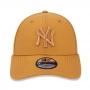 Boné New Era Aba Curva 940 ST MLB NY Yankees Tonal Infantil