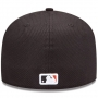Boné New Era Aba Reta 5950 MLB Orioles Diamond Era