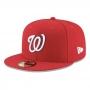Boné New Era Aba Reta 5950 MLB Washington Game Cap