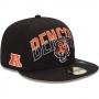 Boné New Era Aba Reta 5950 NFL Bengals Draft Team