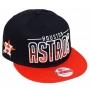 Boné New Era Aba Reta 950 SN MLB Astros Team Fade