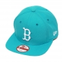 Boné New Era Aba Reta 950 SN MLB Boston OF Colors Verde Claro