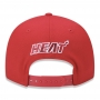 Boné New Era Aba Reta 950 SN NBA Miami Heat OF Primary