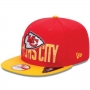 Boné New Era Aba Reta 950 SN NFL Chiefs Draft City
