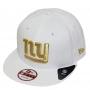 Boné New Era Aba Reta 950 SN NFL Giants Team Hasher