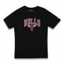 Camiseta Feminina New Era NBA Chicago Bulls College