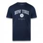 Camiseta New Era MLB NY Yankees College Wordmark