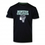 Camiseta New Era NBA Boston Celtics College Classic Preta