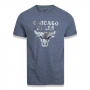 Camiseta New Era NBA Chicago Bulls Camo Box