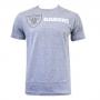 Camiseta New Era NFL Raiders Hue Cinza
