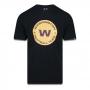 Camiseta New Era NFL Washington Basic Team Preta