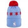 Gorro New Era NBA Chicago Bulls Blue Stars